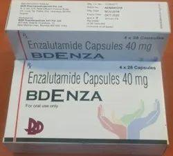 Bdenza 40 mg Capsules - Enzalutamide