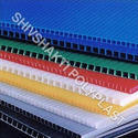 5mm Corrugated Plastic Sheet