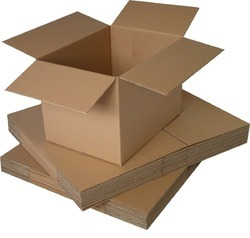 7 Ply Corrugated Box, Size (Dimension) - 15 x 10 x 7 Inch
