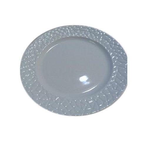 Ceramic White Bone China Dinner Plates  sc 1 st  IndiaMART & Ceramic White Bone China Dinner Plates Luxe Professional Tableware ...