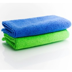 Microfiber Cleaning Pearl Cloth