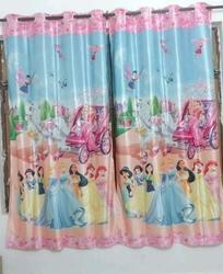 3D Digital Print Curtain(Beautiful Design)