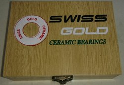SWISS GOLD 627, 608 Skating bearing, Dimension: 7 Mm & 8 Mm, Weight: 500gm Box