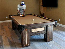 Pool Playing Table