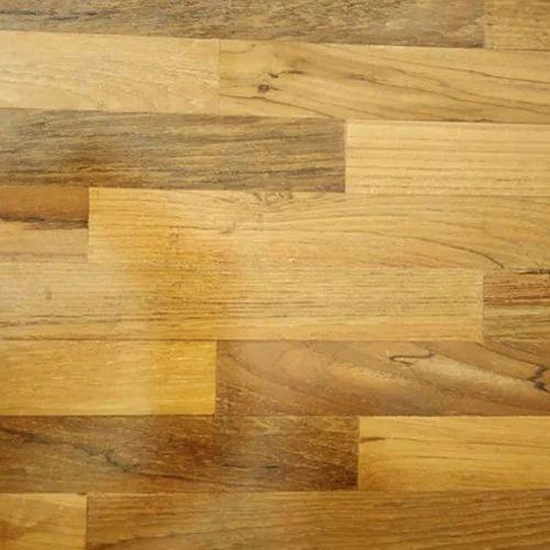 Teak Wood Laminate Flooring Panel, Laminate Panel Flooring