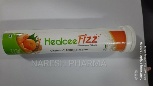 Vitamin C 1000mg Effervescent Tablets