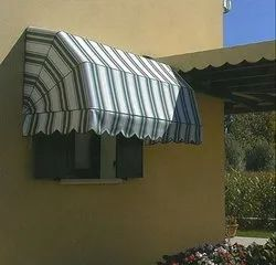 Vision Plane And Strip Terrace Awning