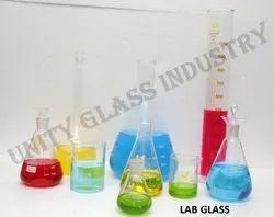Laboratory Borosilicate 3.3 Glassware