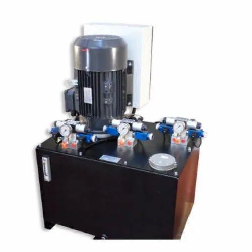 Elevator Hydraulic Power Pack