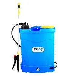 NACS Battery Chemical Spray Machine, 12 Volt 8 Ah, 16 L