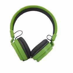 Corseca Dmhw 3213 Green Stereo Wired Headphone With Mic 3.5