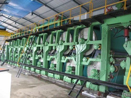 Automatic, Semi-Automatic Abi Pulp Paper Machine Dryer