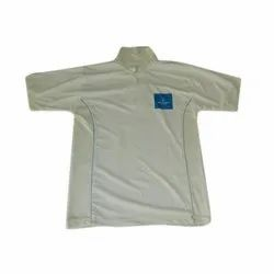 PMC Collar Half Sleeves Sports T Shirt, Packaging Type: Packet, Size: S-XXL