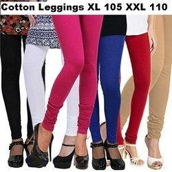 Multicolor Churidar Leggings
