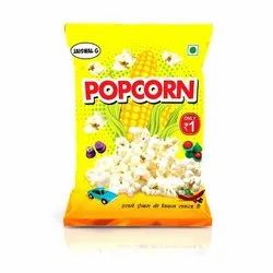 Laminated Popcorn Packaging Pouch