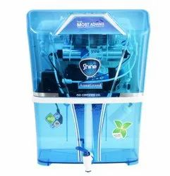 Aquagrand  Shine Transparent Model 12 Ltr  RO  UV  UF  TDS  Alkaline Filter Water Purifier