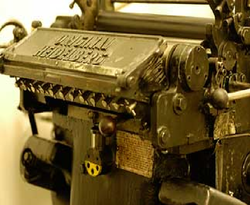 Letterpress Machine at Best Price in India