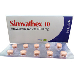 Simvastatin Tablets 10 mg