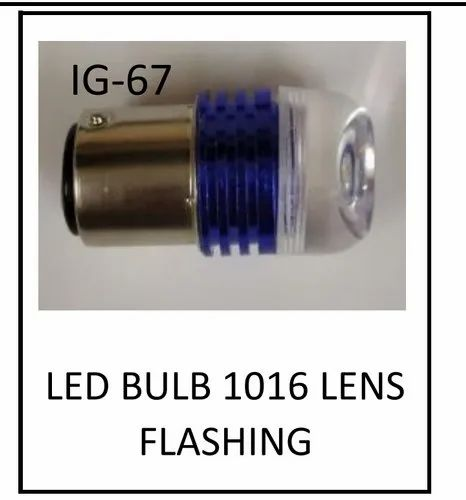 Generic Ceramic LED BULB 1016 LENS FLASHING