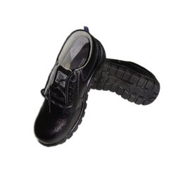 Target PVC Safety Shoes, Size: 6-10, Rs