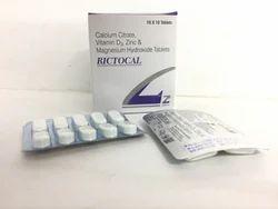 Calcium Citrate Vitamin D3 Tablets