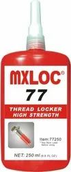 Mxloc 77 Thread Locker High Strength