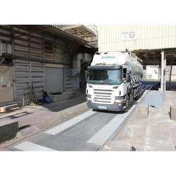 Food Industry Weighbridge
