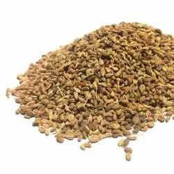 Brown Carom-Seeds, Grade Available: Grade A, Packaging Size: 5 Kg