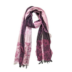 cheap promotional women fashion Poly Shawls