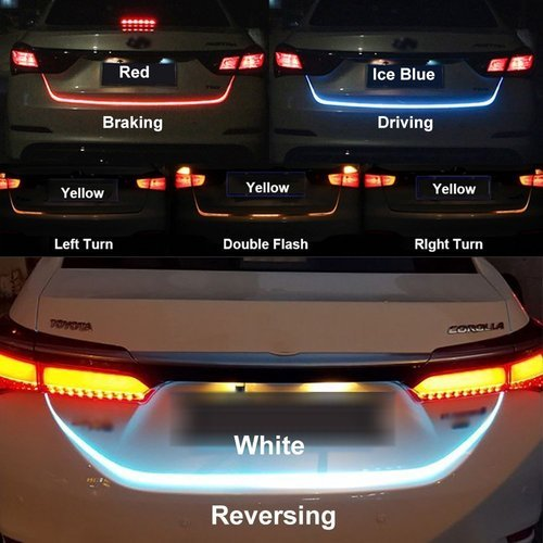 Flow led strip trunk dicky boot tail light at rs 600 piece flow led strip trunk dicky boot tail light aloadofball Gallery