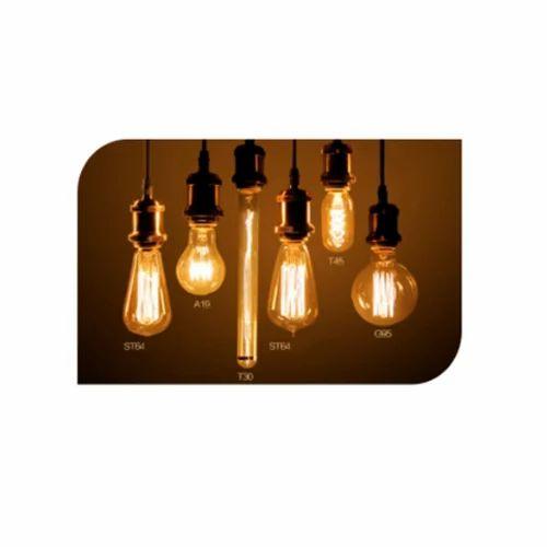 Warm filament chandelier bulb rs 160 piece jain traders id warm filament chandelier bulb aloadofball Images