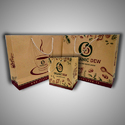 Brown Kraft Paper Carry Bags