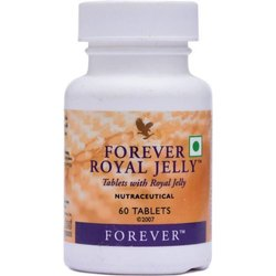 Forever Royal Jelly, 60 Tablet, Packaging Type: Plastic Container