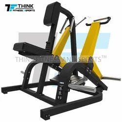 Incline Level Row Plate Loaded Gym Machine