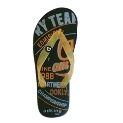 Adking Tuf Daily Wear Mens Bathroom Rubber Slipper, Size: 6x9, 6x10 Number