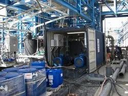 Hydro Jet Cleaning Of Distilleries And Sugar Plant Equipment
