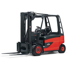 Linde 3.5 - 5 Ton Electric Counterbalance Forklift