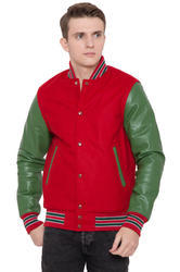 Stylish Letterman Jacket