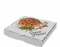 13 Inch Printed Corrugation Pizza Box