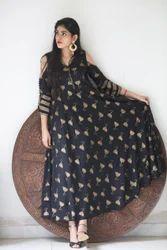 Rayon Designer Wear Kurti