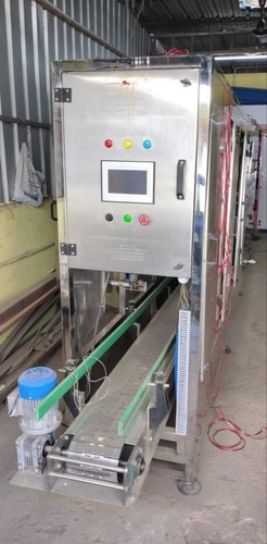 Hydraulic Stainless Steel Jar Filling Machine