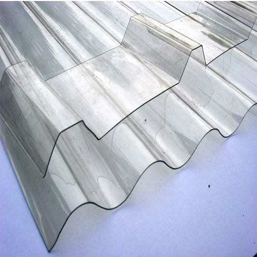 Transparent Polycarbonate Sheet