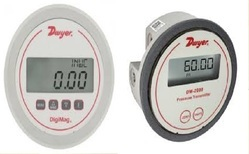 Dwyer USA DM-1111 Digi Mag Digital Pressure Gage