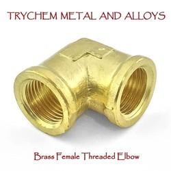 Brass Female Threaded Elbow