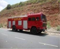 Truck Fire Fighting