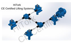 CE Certified Lifting System-10
