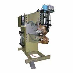 Semi-automatic Barrel Seam Welding Machine