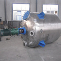 Stainless Steel Pressure Vessel With Agitator