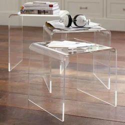 Acrylic Telephone Table
