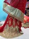Fancy Lahanga Style Saree
